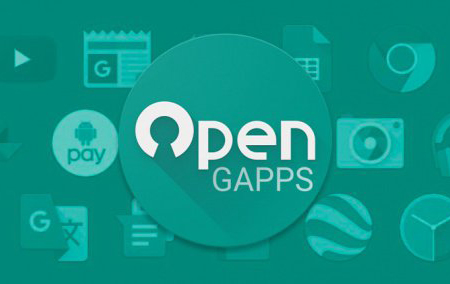 Open Gapps 7.1 Pico (Arm)